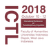 The International Conference on Transdisciplinary Linguistics 2018 Logo